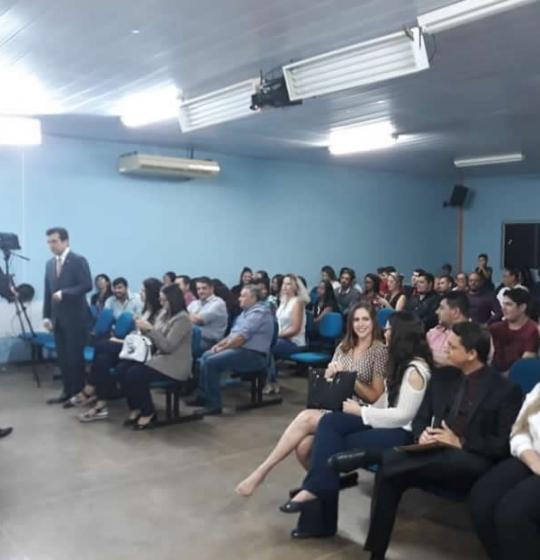 I Workshop de 30 anos da Constituição Cidadã